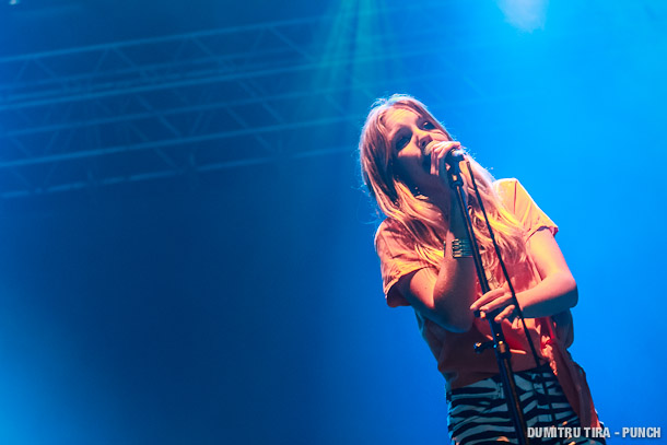 Optimus Alive 2012