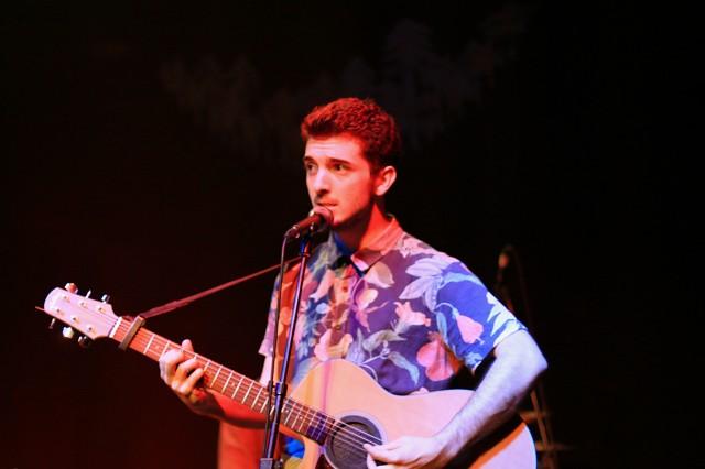 """Antony Left no Teatro do bairro – apresentação do álbum """"Influence"""""""