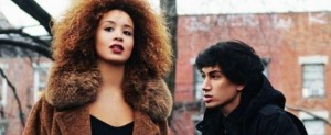 Lion Babe saltam com Childish Gambino